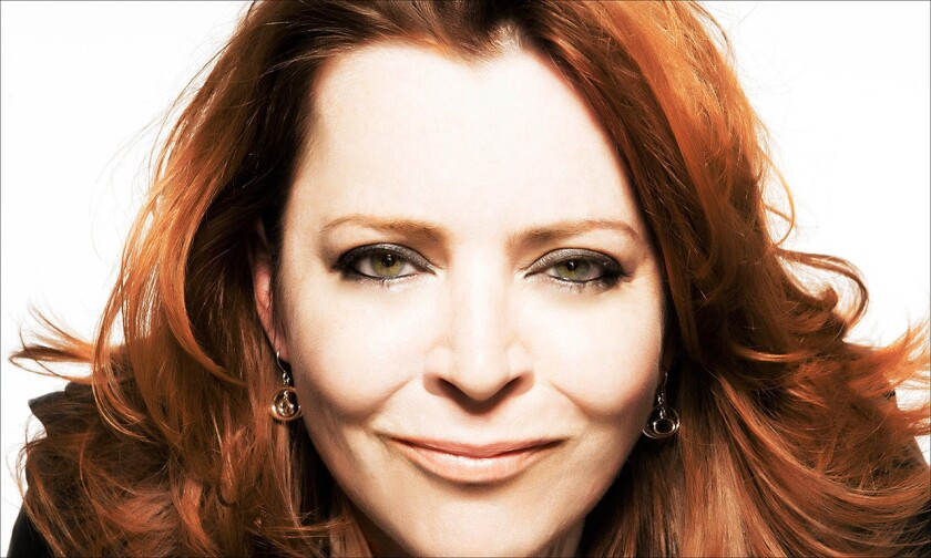 """Comedian Kathleen Madigan appeared on """"Last Comic Standing"""" in season two and returned as a judge in season five."""