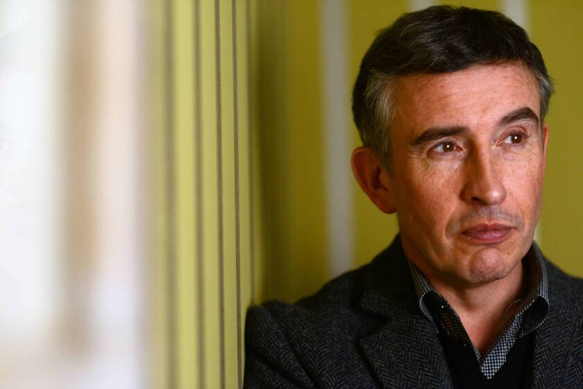 "Steve Coogan wrote the screenplay for ""Philomena"" and stars in it opposite Judi Dench."