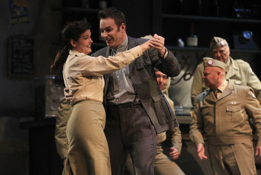 San Diego Opera season opener: 'The Daughter of the Regiment'