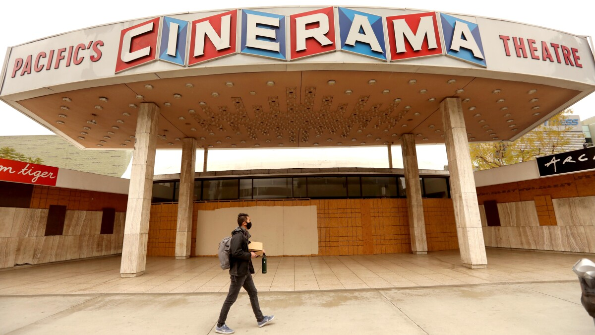 Save ArcLight Cinemas: 14 filmmakers share their memories - Los Angeles  Times