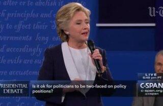 Presidential Debate Lincoln exchange