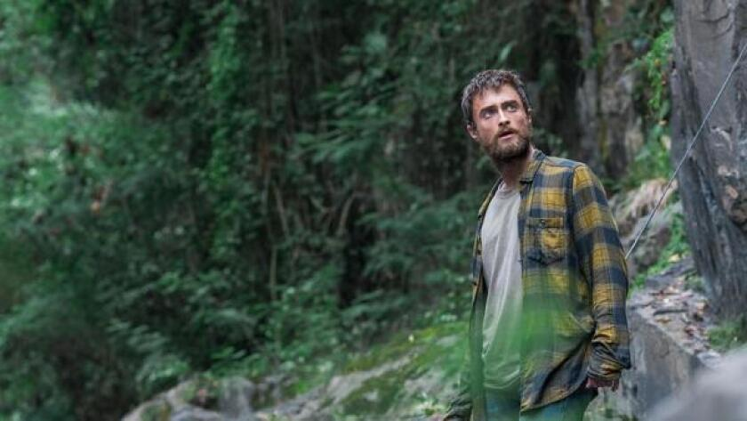 2018 San Diego Jewish Film Festival closes with the San Diego premiere of 'Jungle,' starring Daniel Radcliffe, at 7:35 p.m., Feb. 18, Edwards Mira Mesa Stadium 18, 10733 Westview Parkway, San Diego.