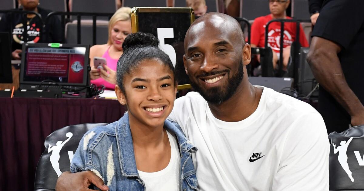 Ο Kobe Bryant ήταν περήφανος για την κόρη του, Γιάννα, ένα αστέρι του μπάσκετ στην παραγωγή. Πέθαναν μαζί στο ελικόπτερο