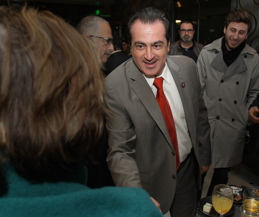 Photo Gallery: Vartan Gharpetian early lead in Glendale City Council election