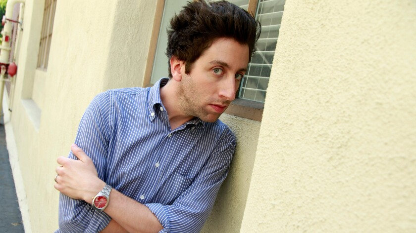 """Simon Helberg may have a breakout role in the film """"Florence Foster Jenkins."""""""