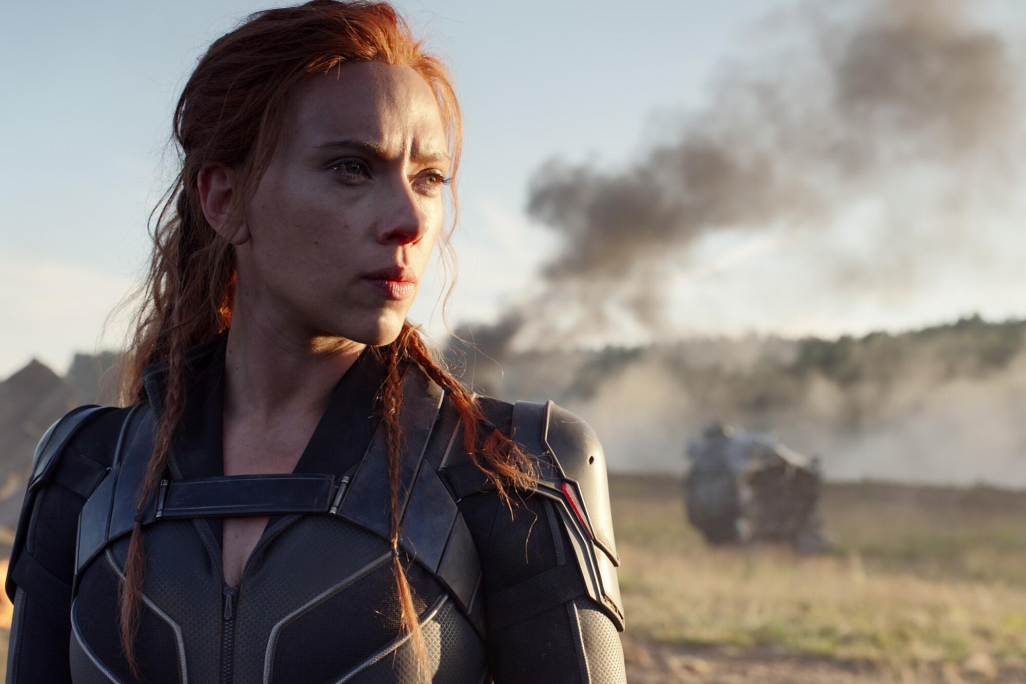 Black Widow' recauda 80 millones de dólares en taquilla nacional - Los  Angeles Times
