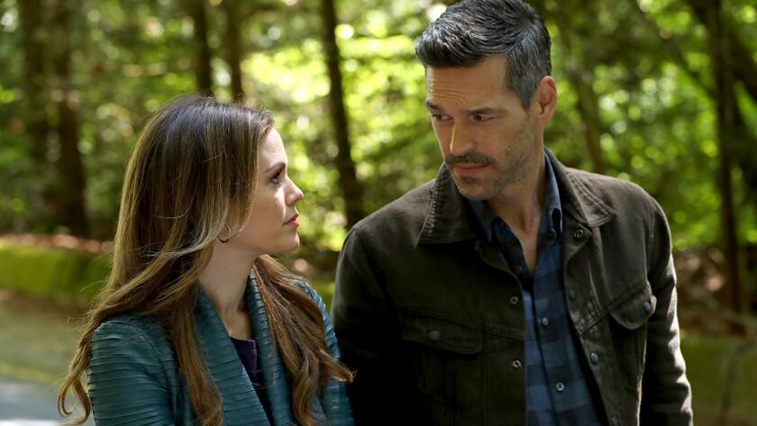 "Rachel Bilson and Eddie Cibrian in ""Take Two"" on ABC."