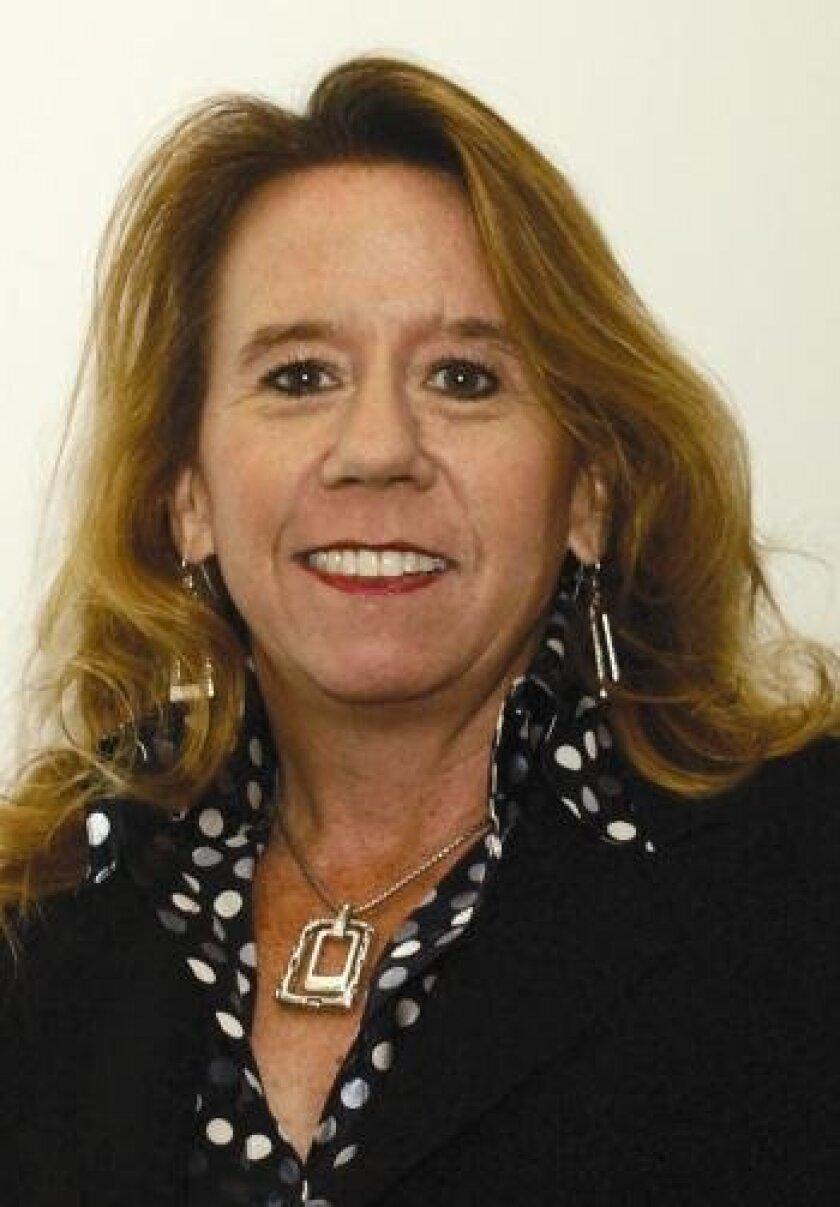 Maureen Orey, a San Diego entrepreneur and leadership expert.