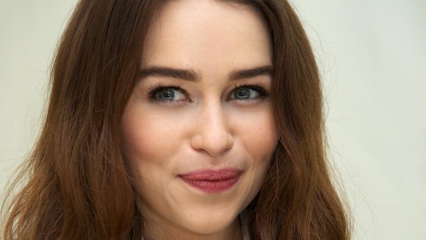 """Emilia Clarke finds herself in a love triangle in the film """"Spike Island."""""""