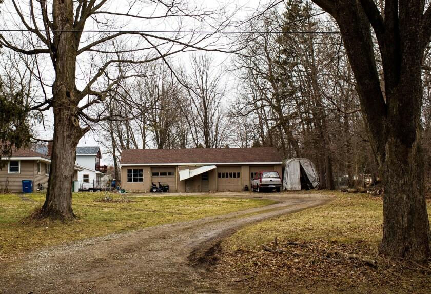 Jason Brian Dalton residence
