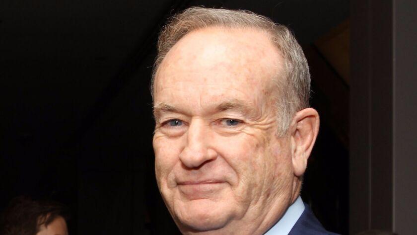 Bill O'Reilly of Fox News.