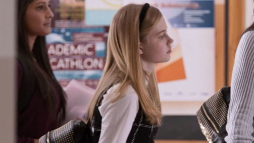 """Angourie Rice in """"Spider-Man: Homecoming."""""""
