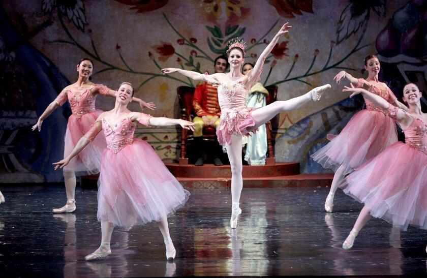 City Ballet's The Nutcracker 2013