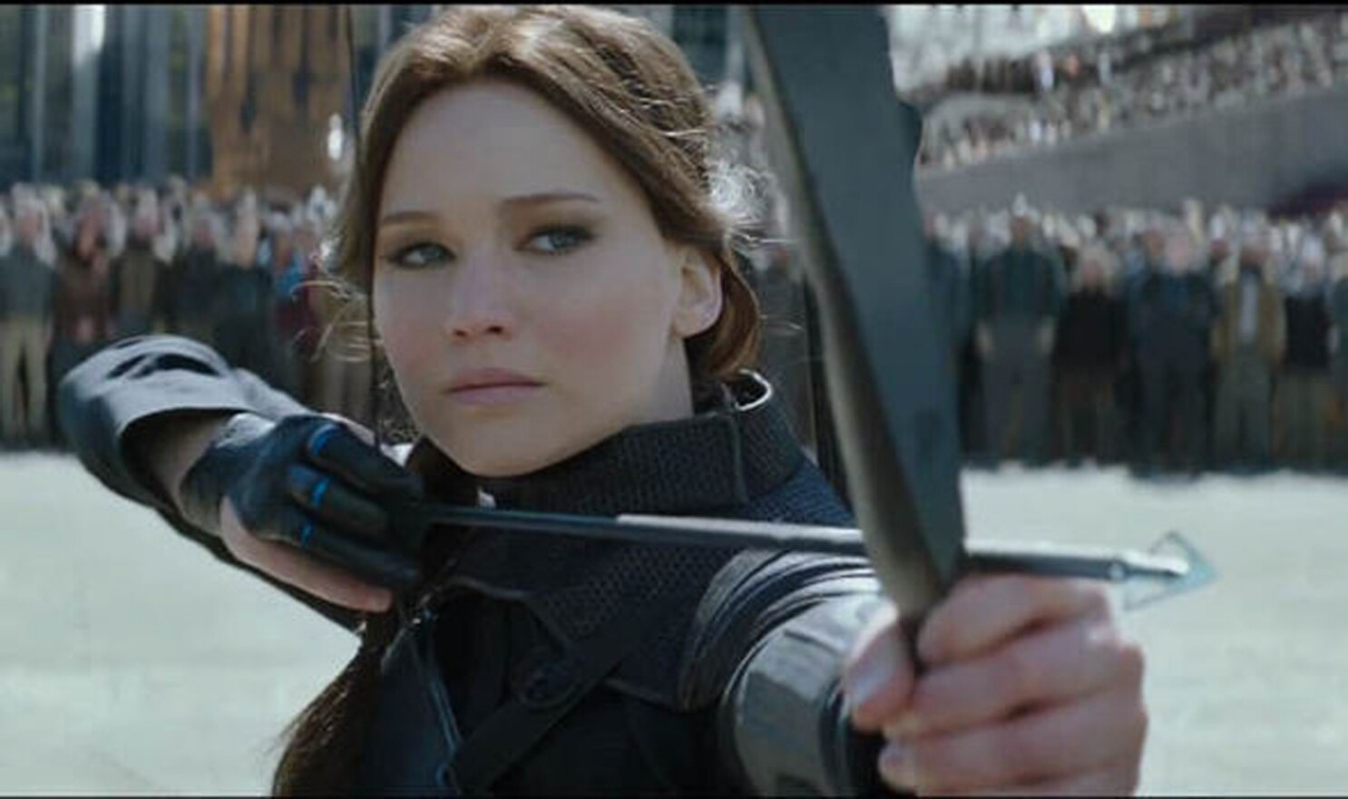 The Katniss Factor What The Hunger Games Movies Say About