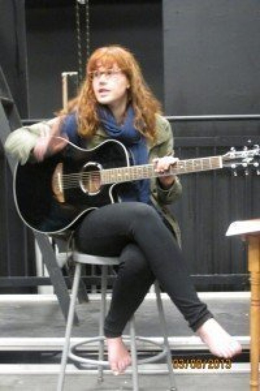 Emily Laliotis, a Canyon Crest Academy senior. / Courtesy photo