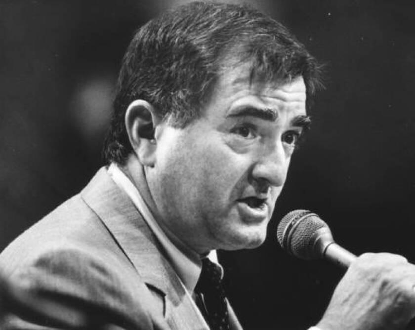 Hal Bernson, former Los Angeles city councilman.