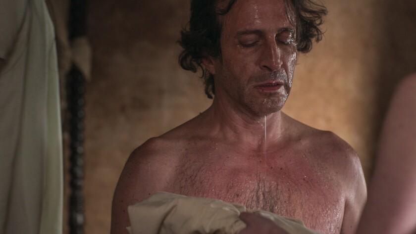"Daniel Giménez Cacho stars as a Spanish magistrate torn down in the movie ""Zama."""