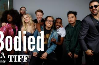 'Bodied' director Joseph Kahn and stars on battle rap, freedom of speech, and the Beyoncé-Taylor debate