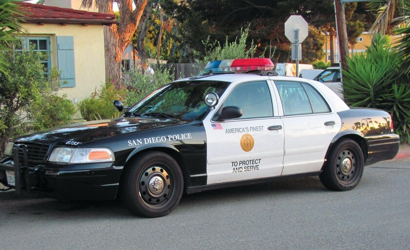To report a non-emergency crime, call San Diego Police Department at (619) 531-2000 or (858) 484-3154.