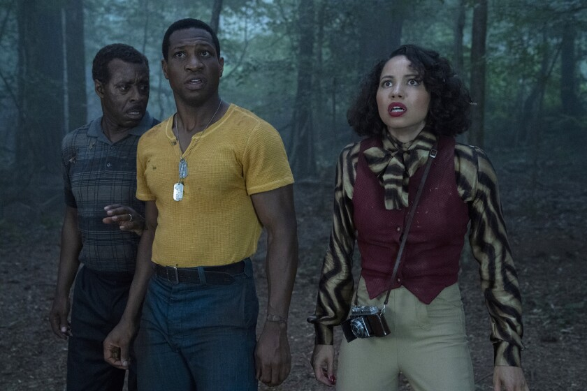 Review: 'Lovecraft Country' HBO vs. 100 years of racist sci-fi ...