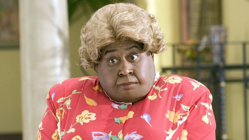 "Martin Lawrence reprises his role as ""Big Momma's House."""
