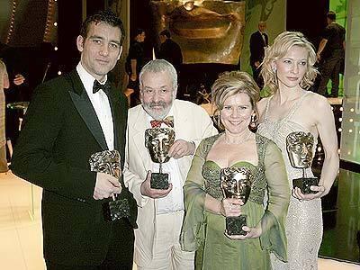 BAFTA quartet