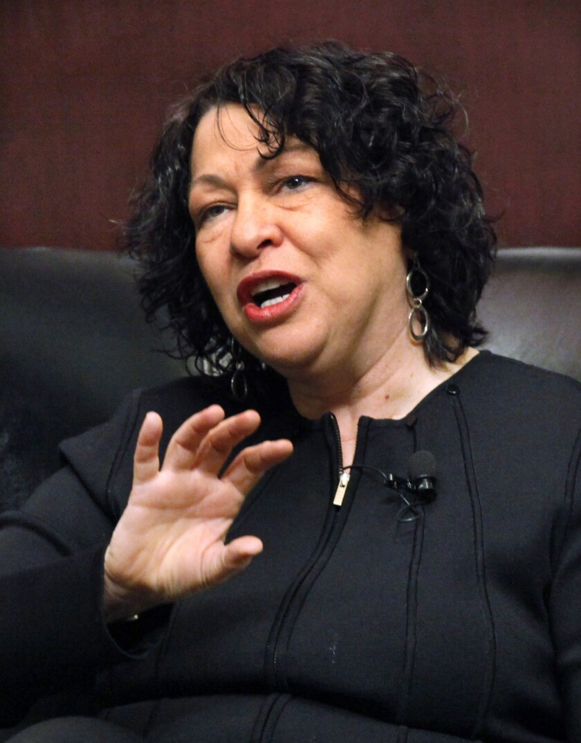 Supreme Court Justice Sonia Sotomayor last month detailed Alabama's dubious sentencing scheme in her dissent when the high court declined to hear Woodward vs. Alabama. This is a case in which a jury voted 8 to 4 to give defendant Mario Dion Woodward a life sentence for murder, only to see that result overturned by a judge.
