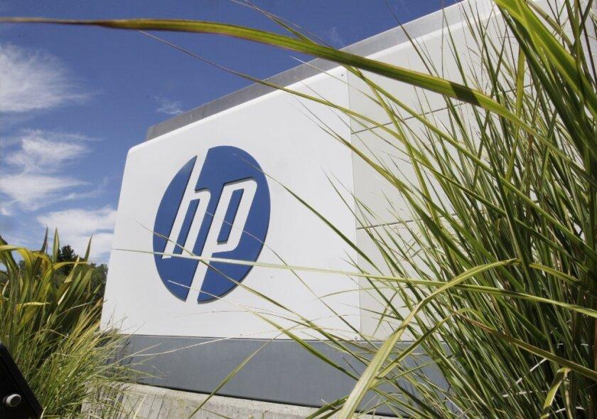 Hewlett-Packard cuts