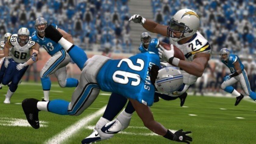A Q&A with Madden NFL ratings czar Donny Moore - The San