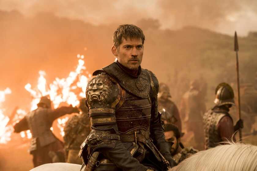 "Nikolaj Coster-Waldau stars as Jaime Lannister in the ""Game of Thrones"" episode ""The Spoils of War."""