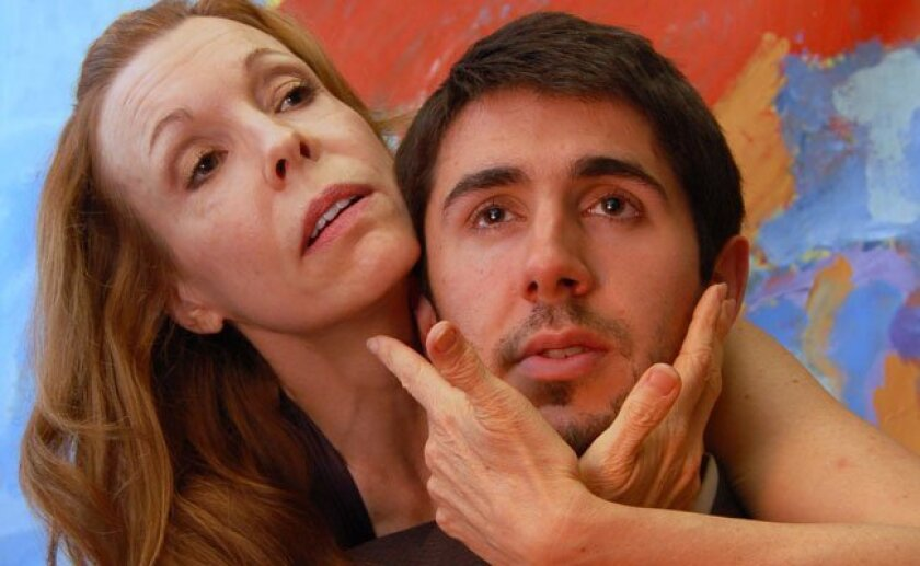 """""""Arrow to the Heart,"""" the latest experimentally minded production at Vox Nova Theatre Co."""