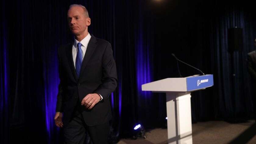 Boeing's crisis demands that CEO Dennis Muilenburg summon the kind of political skills they do not teach aviation engineers.