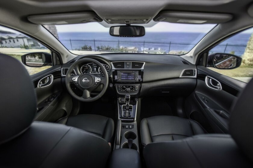 Interior upgrades include a new steering wheel, center cluster and audio display design, console, shifter and refined seat fabrics.