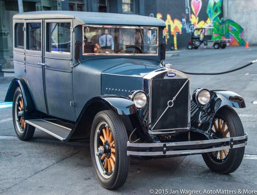 1928 Volvo PV4