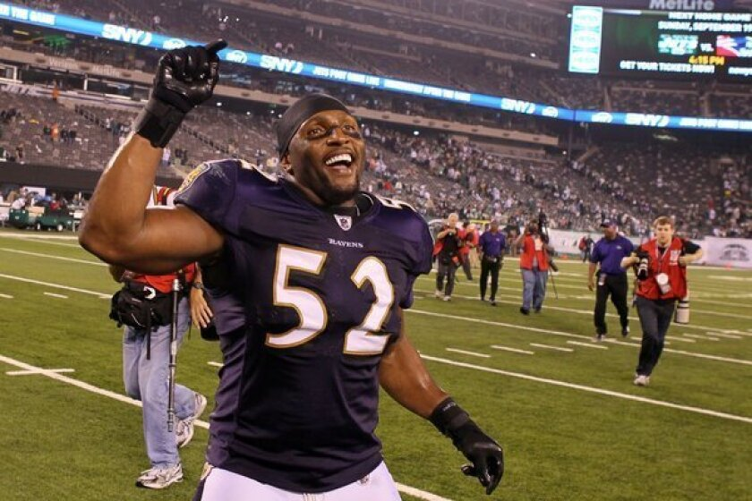 Ray Lewis, once shunned by Disney, reportedly close to ESPN deal