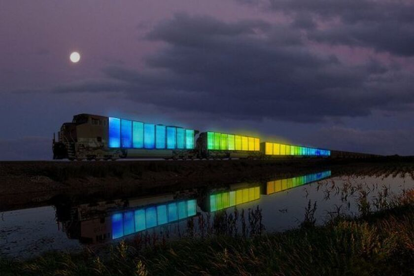 """Artist Doug Aitken announces his newest project, """"Station to Station: A Nomadic Happening,"""" that will connect artists, musicians and creative pioneers with diverse communities, pushing art and culture outside of institutional constraints."""
