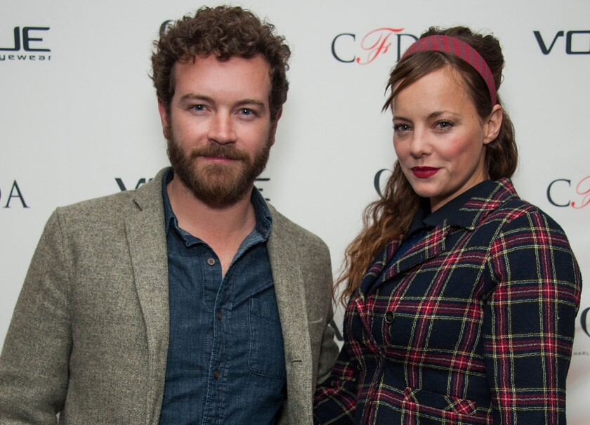 That 70s Show Alum Danny Masterson Introduces Baby Girl Fianna Los Angeles Times