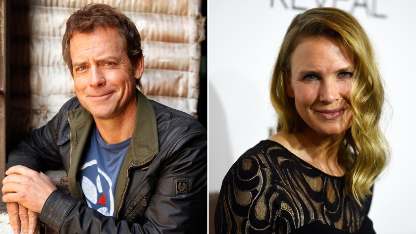 "Greg Kinnear and Renee Zellweger will co-star in the faith-based drama ""Same Kind of Different as Me."""