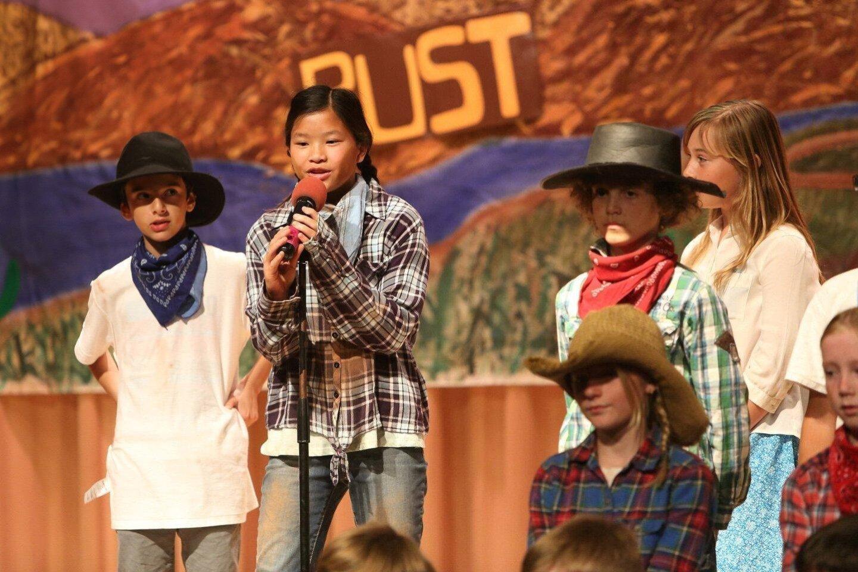 Go West by Solana Santa Fe School