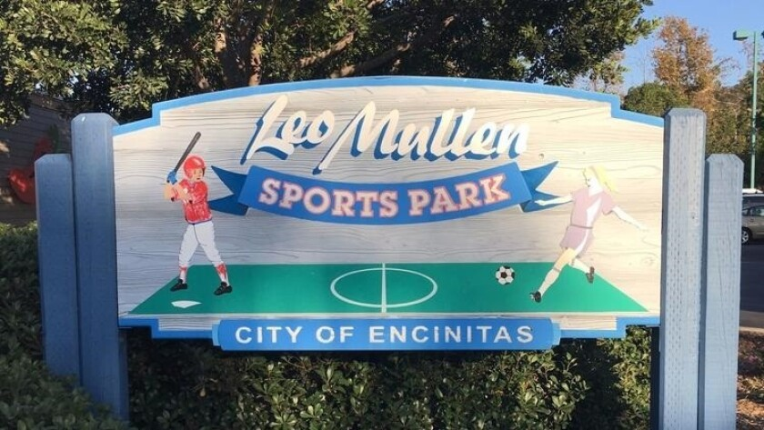 The Encinitas City Council agreed Nov. 16 to a draft of a compliance agreement that would allow the Encinitas Express soccer club to put up temporary lights at Leo Mullen Sports Park.