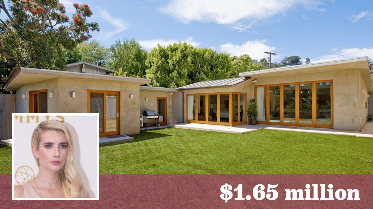 Emma Roberts Quietly Sells To Sarah Paulson In Hollywood Hills West Los Angeles Times