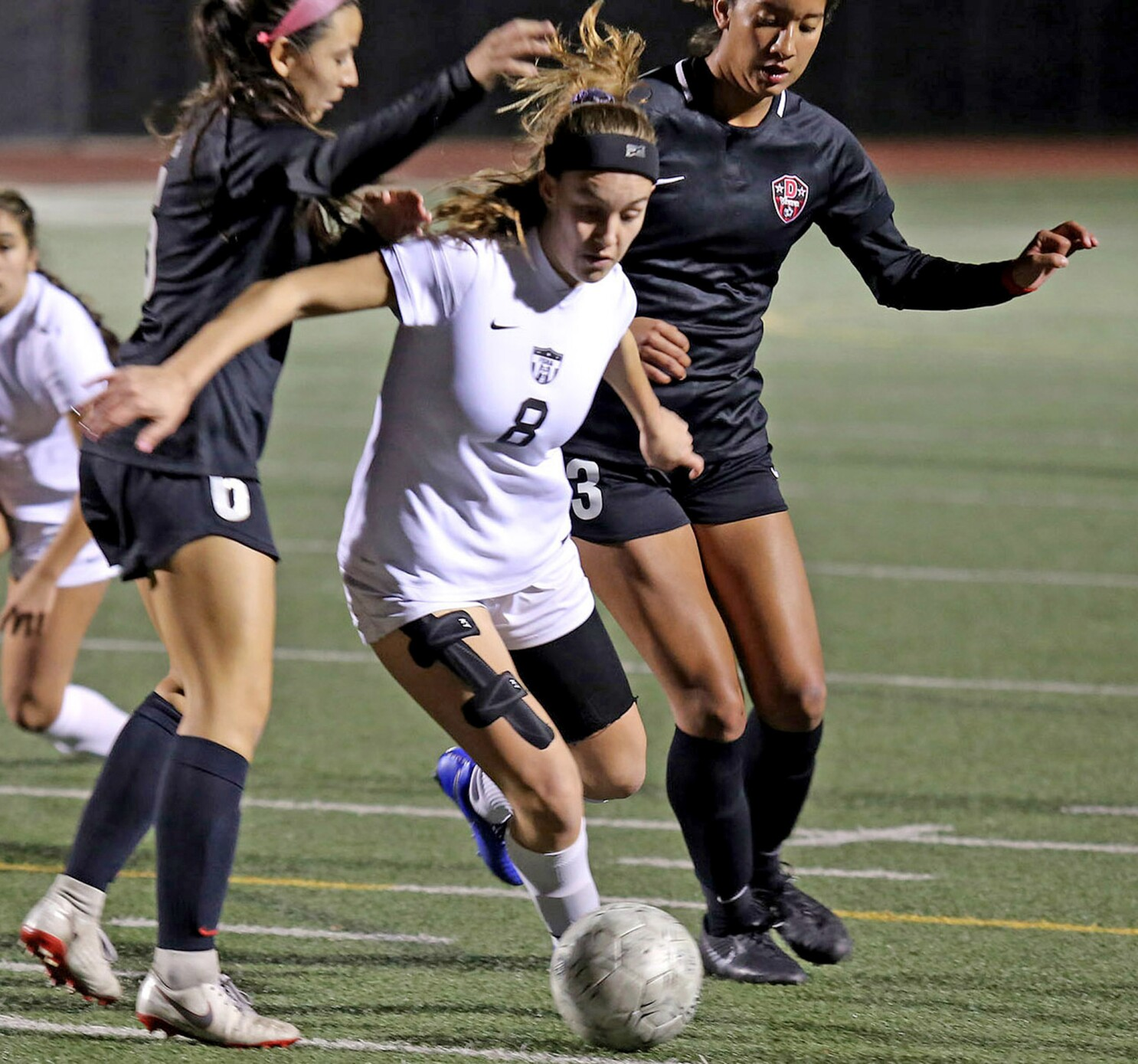 Girls Soccer Preview Flintridge Sacred Heart Academy Thirsty For More Postseason Success Los Angeles Times