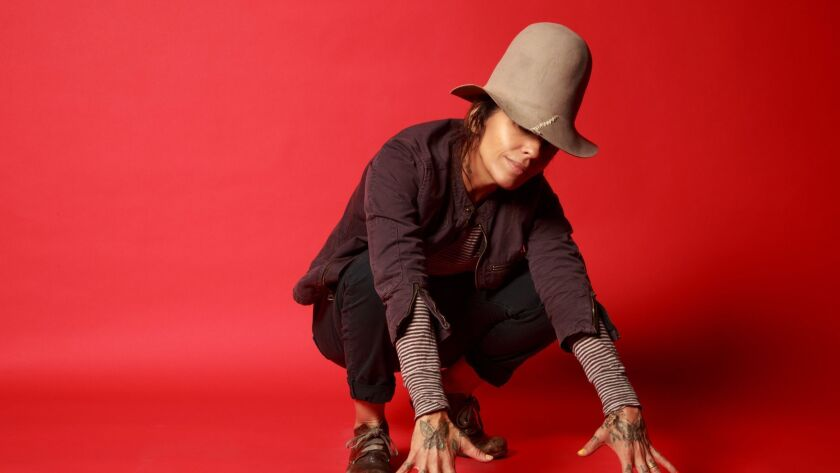 Linda Perry, 2019 Grammy Nominee for Producer of the Year.