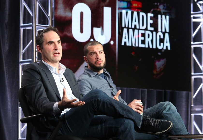 "Ezra Edelman and ESPN's Connor Schell on ""O.J.: Made in America"""