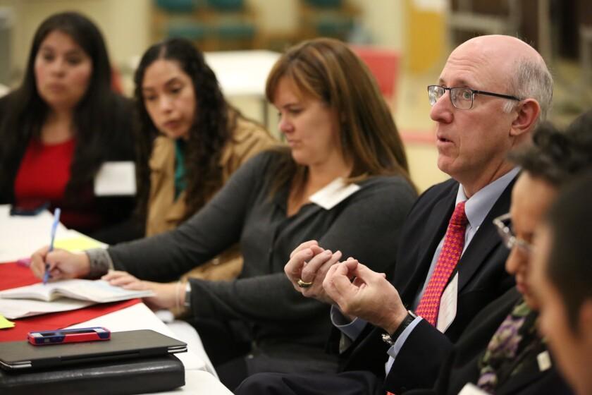 Broad charter schools initiative