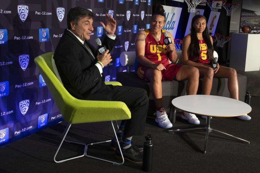 Pac-12 Basketball Media Day