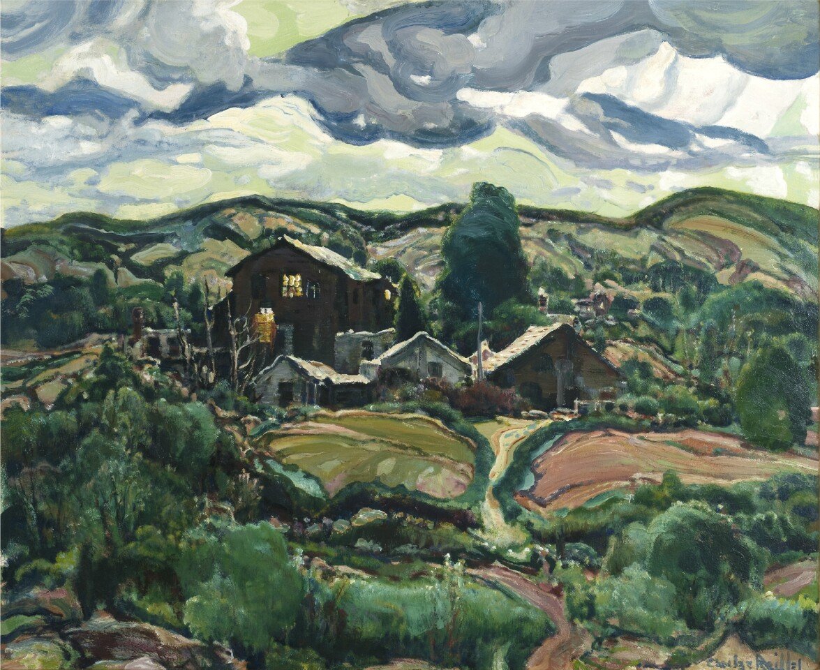 American artist Charles Reiffel is probably the best early Modernist painter you've never heard of — til now http://lat.ms/1f4OtFO #Top10art