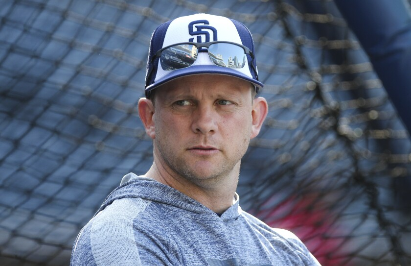 Rumblings about whether Padres manager Andy Green should return for a fifth season swirl as the franchise nears the end of its ninth consecutive losing season.