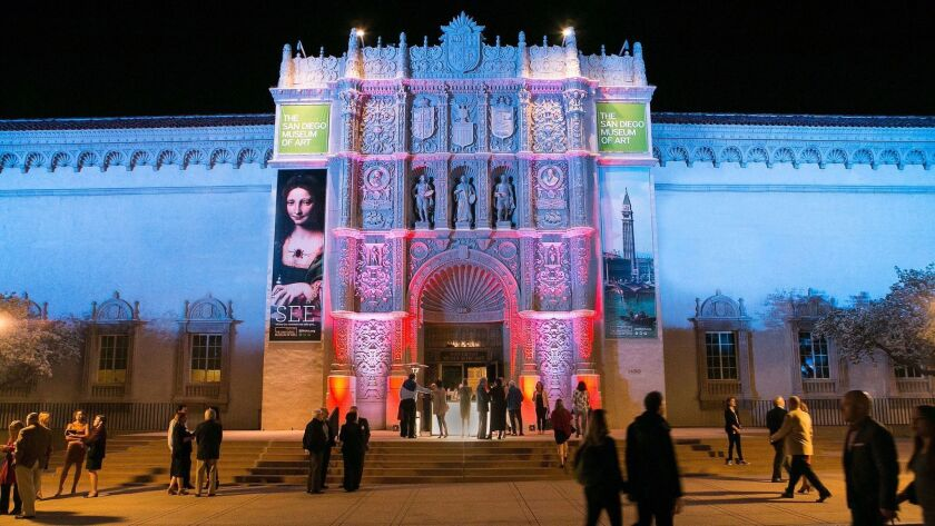 As part of the Balboa Park After Dark program, eight museums will extend their hours past 6 p.m. sta