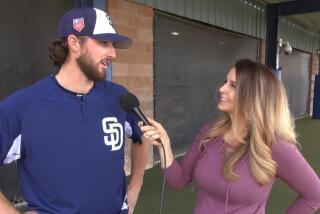 Talking career, hobbies and more with Padres starting pitcher Bryan Mitchell